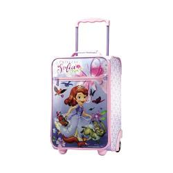 American Tourister by Samsonite Disney Sofia the First 18-inch Rolling Suitcase