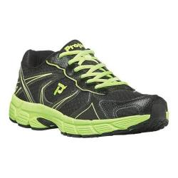 Men's Propet XV550 Black/Lime Mesh/Synthetic