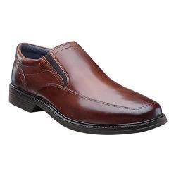 Men's Nunn Bush Calgary Slip-On Brown Leather