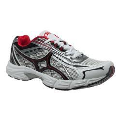 Men's Tecs Vigor Fitness Shoe White/Red