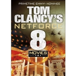 8-Movies: Tom CLancy's Netforce (DVD)