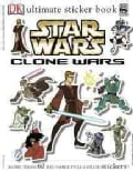 Star Wars: Clone Wars Ultimate Sticker Book (Paperback)
