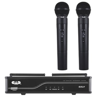 CAD GXLVHH Wireless Microphone System