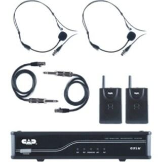 CAD Audio GXLUBB Wireless - 2 Belt Pack Transmitters