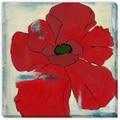 Modern Flower III Gallery Wrapped Canvas