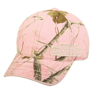 Duck Dynasty AP Camo Women's Adjustable Hat