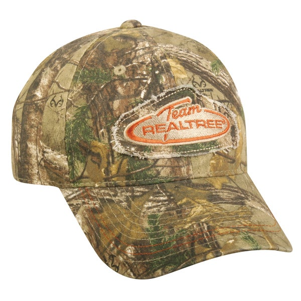 Team Realtree Logo Adjustable Hat