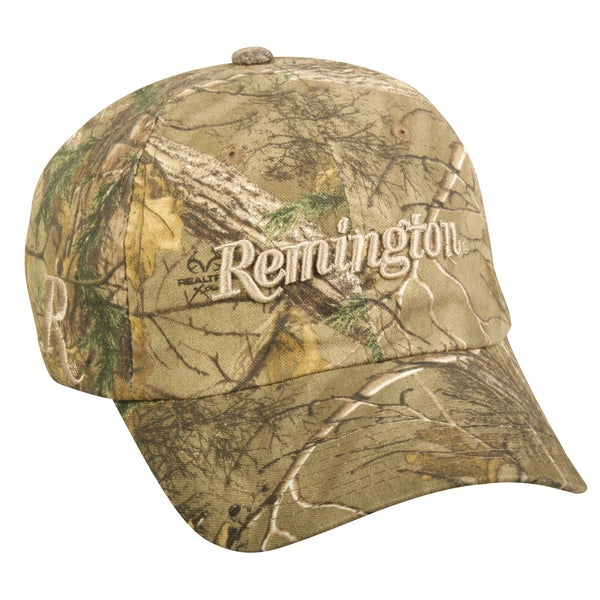 Remington Logo Adjustable Hat
