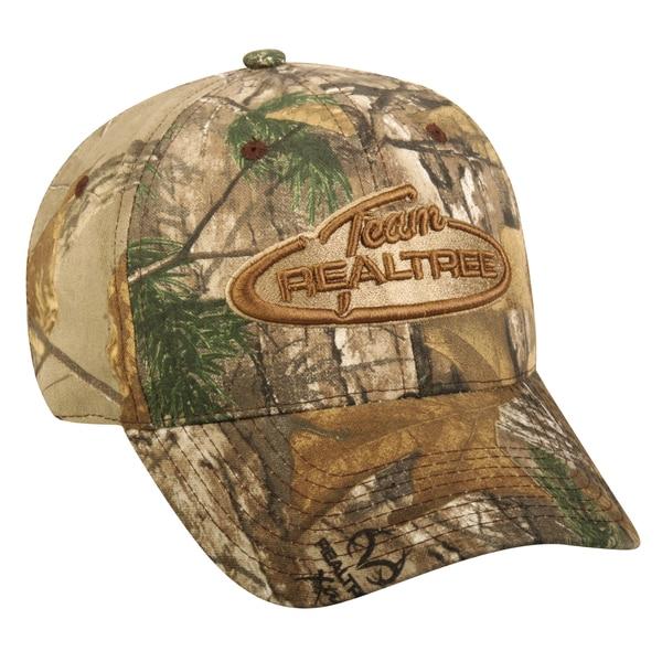 Team Realtree Camo Adjustable Hat
