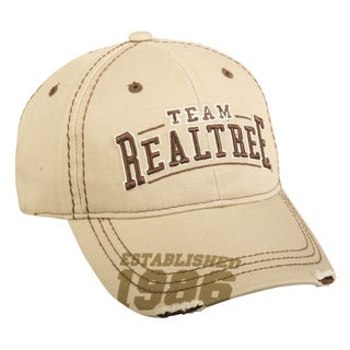 Team Realtree Khaki Adjustable Hat