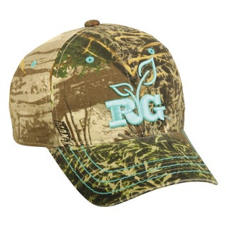 Team Realtree Real Girl Adjustable Hat