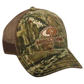 Mossy Oak Breakup Camo Adjustable Hat