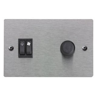 Broan RMIPWC Stainless Wall Control