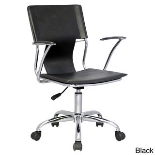 Pneumatic Gas Lift Swiveling Office Arm Chair