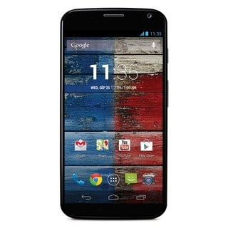 Motorola Moto X XT1060 16GB 4G LTE Verizon CDMA Black Android Phone (Refurbished)