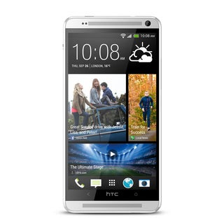 HTC One Max 32GB 4G LTE Unlocked GSM Silver Android Smartphone