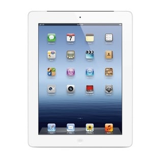 Apple iPad 4 Retina Display 128GB 9.7-inch Sprint 4G LTE White Tablet PC