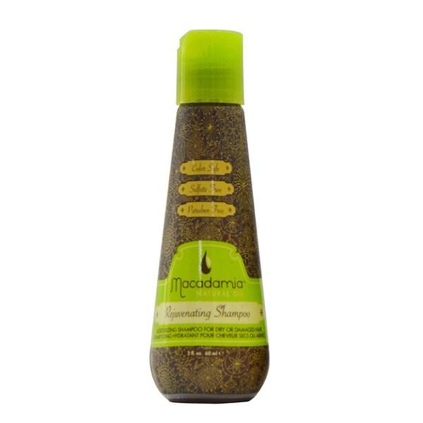 Macadamia Rejuvenating 2-ounce Shampoo