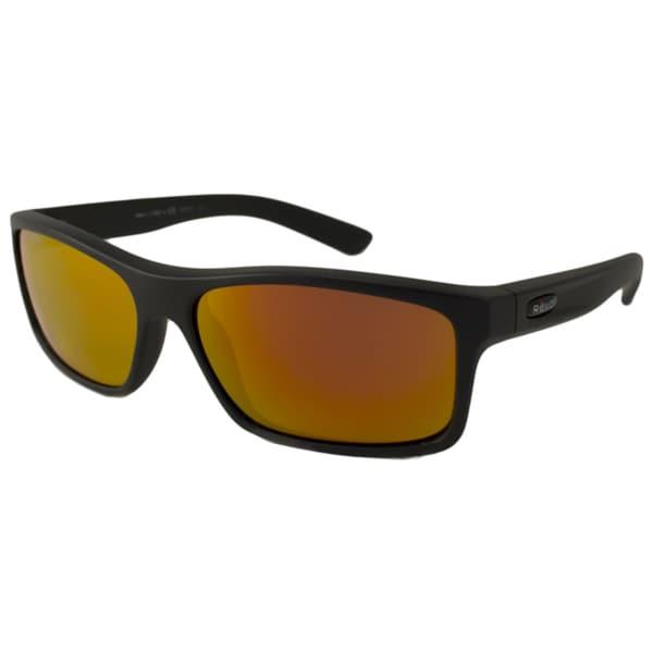 Revo Men's/Unisex Square Classic Polarized/ Rectangular Sunglasses