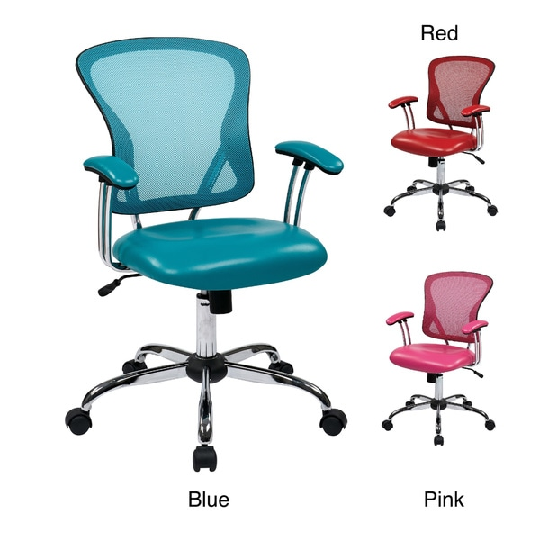 Peyton Desk Chair with Mesh & Adjustable Tilt Tension Control