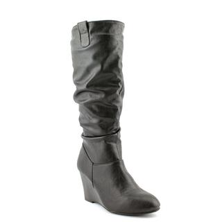 Rampage Women's 'Swift ' Leather Boots