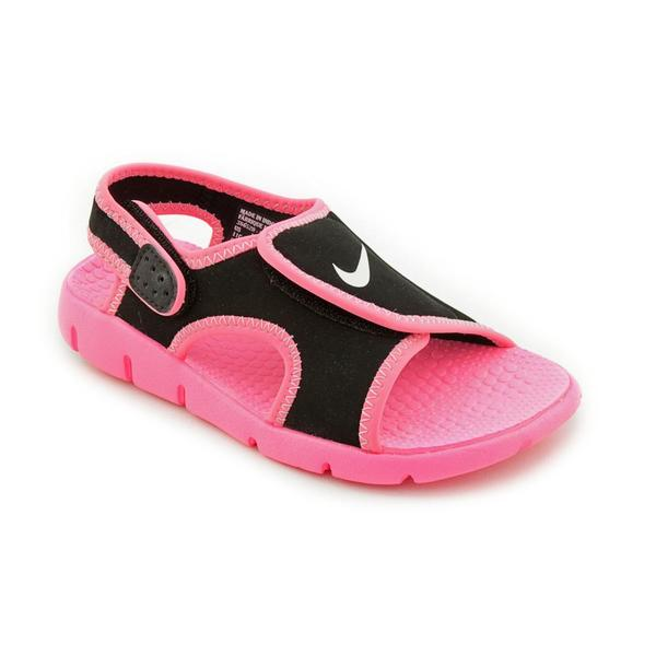 Nike Girl (Youth) 'Sunray Adjust 4' Synthetic Sandals
