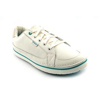 crocs s bradyn leather athletic shoe wide
