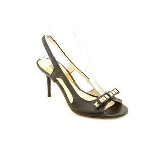 Michael Kors Women's 'Livvy Sandal' Leather Dress Shoes