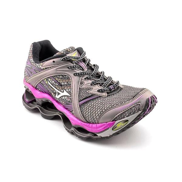 Mizuno Women's 'Wave Prophecy' Mesh Athletic Shoe (Size 6 )