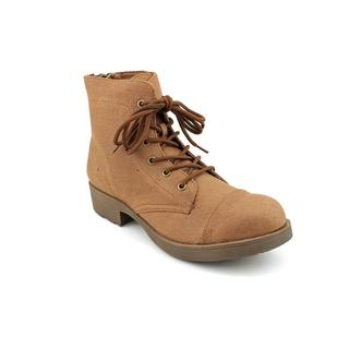 Rock & Candy Women's 'Bunker' Fabric Boots