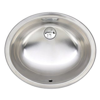 Wells Sinkware 20 Gauge Single Bowl Undermount Stainless Steel Kitchen/ Bar Sink