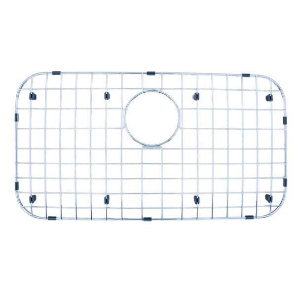Kraus Sink Grid : Kraus Kitchen Accessories Chrome-Plated Steel Sink Bottom Grid