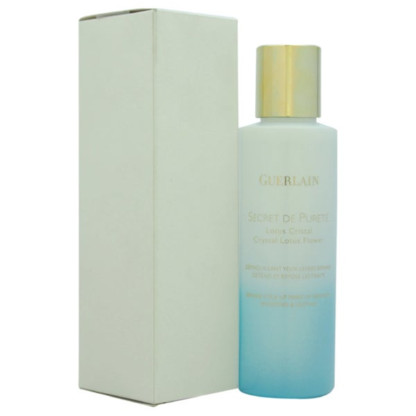 Guerlain Secret De Purete Eye & Lip 4.2-ounce Make Up Remover (Tester)