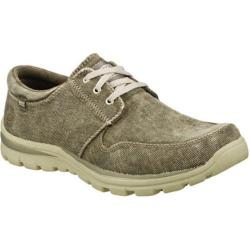 Men's Skechers Relaxed Fit Superior Elvin Gray