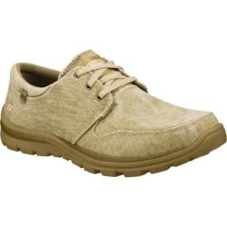 Men's Skechers Relaxed Fit Superior Elvin Natural