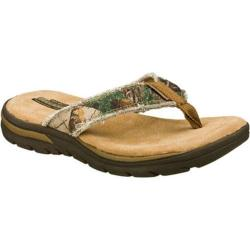 Men's Skechers Relaxed Fit Supreme Cayuga Camouflage