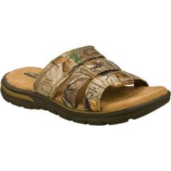 Men's Skechers Relaxed Fit Supreme Celino Camouflage