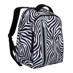 Girls' Wildkin Echo Backpack Zebra