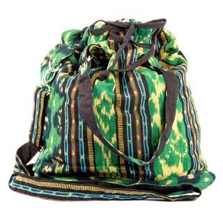 Boho Chic Ikkat Shoulder bag