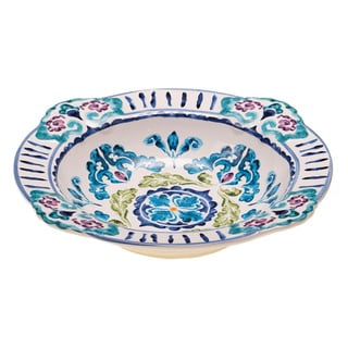 Certified International Mood Indigo Serving Bowl