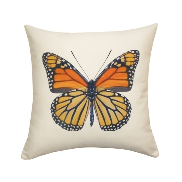 Butterfly Outdoor Pillow