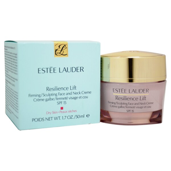 Estee Lauder Resilience Lift Firming/Sculpting Face and Neck Cream SPF 15