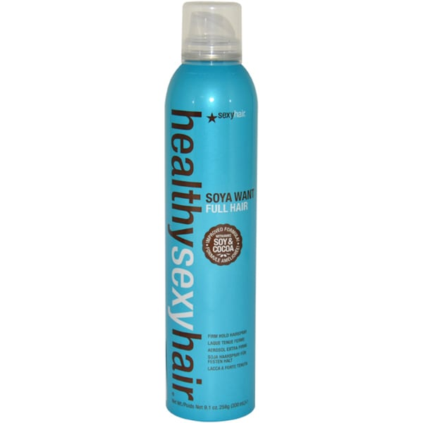 Healthy Sexy Hair Soy & Cocoa Soya Want Full Hair Spray