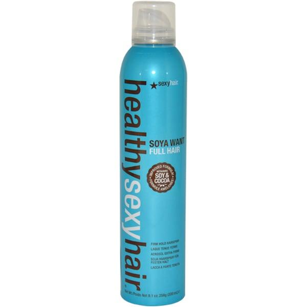 Healthy Sexy Hair Soy & Cocoa Soya Want Full Hair Spray