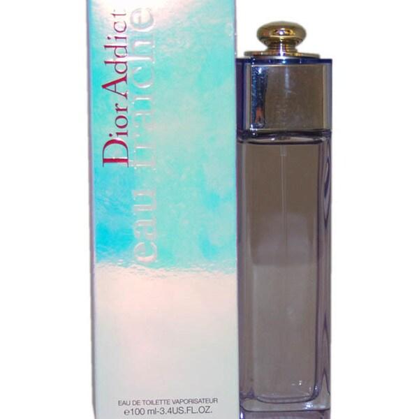 Christian Dior Addict Eau Fraiche Women's 3.4-ounce Eau de Toilette Spray