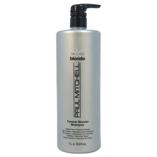 Paul Mitchell Forever Blonde 33.8-ounce Shampoo
