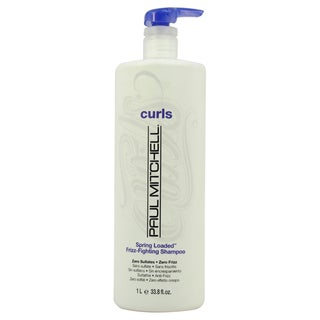Paul Mitchell Curls Spring Loaded Frizz Fighting 33.8-ounce Shampoo
