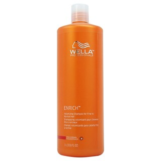 Wella Enriched Volumizing 33.8-ounce Shampoo