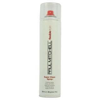 Paul Mitchell Super Clean Flexible Style Finishing 10-ounce Hair Spray