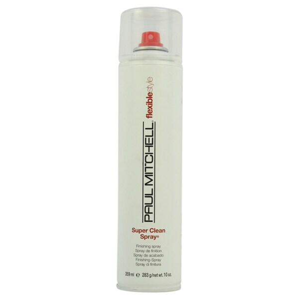 Paul Mitchell Super Clean Flexible Style Finishing 10